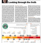 Looking through the froth to find the cause at Starbucks Leisure Report March 2008