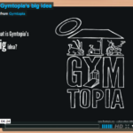 Short video explaining Gymtopia, a place where clubs do social good