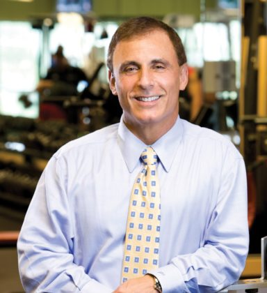 A smiling Joe Cirulli, Founder and CEO, Gainesville Health and Fitness Centres