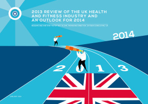 Cover image of 2013 Review of UK Health & Fitness Industry and 2014 Outlook