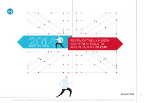 Front cover showing illustration of Ray Algar pointing towards the years 2014 and 2015