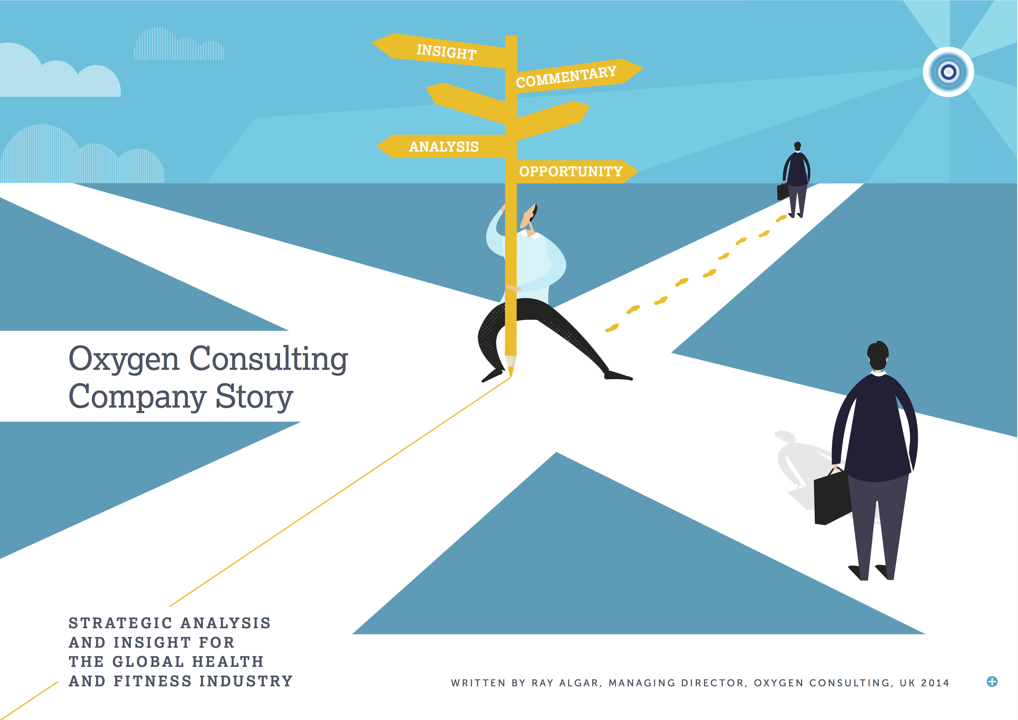 Oxygen Consulting | Business analyst to the health, fitness