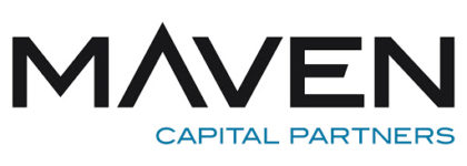 Logo of Maven Capital Partners